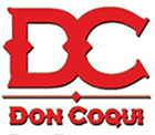 Don Coqui Nightclub official logo.